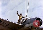 Image of American OS2U Kingfisher Iwo Jima, 1945, second 11 stock footage video 65675029318