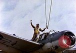Image of American OS2U Kingfisher Iwo Jima, 1945, second 12 stock footage video 65675029318