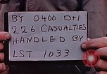 Image of Wounded Marines of Iwo Jima Iwo Jima, 1945, second 4 stock footage video 65675029323