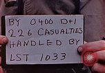 Image of Wounded Marines of Iwo Jima Iwo Jima, 1945, second 5 stock footage video 65675029323