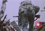 Image of artillery shelling Iwo Jima, 1945, second 5 stock footage video 65675029326