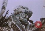 Image of artillery shelling Iwo Jima, 1945, second 7 stock footage video 65675029326