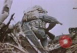Image of artillery shelling Iwo Jima, 1945, second 8 stock footage video 65675029326