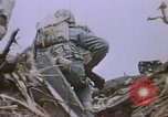 Image of artillery shelling Iwo Jima, 1945, second 9 stock footage video 65675029326