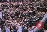Image of flamethrower Iwo Jima, 1945, second 10 stock footage video 65675029327