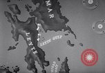 Image of Battle off Samar Leyte Philippines, 1944, second 11 stock footage video 65675029336