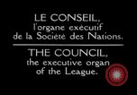 Image of Council meeting Geneva Switzerland, 1926, second 4 stock footage video 65675029345