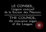 Image of Council meeting Geneva Switzerland, 1926, second 5 stock footage video 65675029345