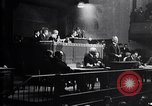 Image of assembly speakers Geneva Switzerland, 1920, second 10 stock footage video 65675029349