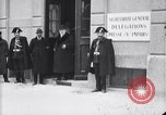 Image of delegates leave Geneva Switzerland, 1920, second 10 stock footage video 65675029350