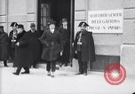 Image of delegates leave Geneva Switzerland, 1920, second 12 stock footage video 65675029350
