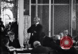 Image of League Committee on Disarmament Geneva Switzerland, 1920, second 8 stock footage video 65675029351