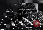 Image of plenary meeting Geneva Switzerland, 1926, second 12 stock footage video 65675029360