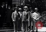 Image of delegates pose Geneva Switzerland, 1926, second 9 stock footage video 65675029371