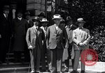 Image of delegates pose Geneva Switzerland, 1926, second 11 stock footage video 65675029371