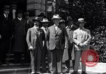 Image of delegates pose Geneva Switzerland, 1926, second 12 stock footage video 65675029371