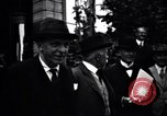 Image of delegates pose Geneva Switzerland, 1926, second 5 stock footage video 65675029373