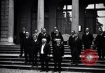 Image of delegates pose Geneva Switzerland, 1926, second 11 stock footage video 65675029373