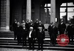 Image of delegates pose Geneva Switzerland, 1926, second 12 stock footage video 65675029373