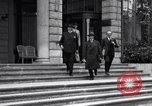 Image of delegates pose Geneva Switzerland, 1926, second 1 stock footage video 65675029378