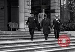 Image of delegates pose Geneva Switzerland, 1926, second 2 stock footage video 65675029378