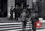 Image of delegates pose Geneva Switzerland, 1926, second 8 stock footage video 65675029378