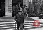 Image of delegates pose Geneva Switzerland, 1926, second 10 stock footage video 65675029378