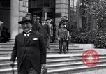 Image of delegates pose Geneva Switzerland, 1926, second 12 stock footage video 65675029378