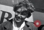 Image of Amelia Earhart Saint John New Brunswick, 1932, second 10 stock footage video 65675029416