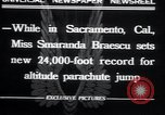 Image of Smaranda Braescu Sacramento California USA, 1932, second 2 stock footage video 65675029417