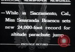 Image of Smaranda Braescu Sacramento California USA, 1932, second 3 stock footage video 65675029417