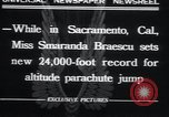 Image of Smaranda Braescu Sacramento California USA, 1932, second 7 stock footage video 65675029417