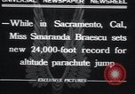 Image of Smaranda Braescu Sacramento California USA, 1932, second 8 stock footage video 65675029417