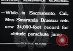 Image of Smaranda Braescu Sacramento California USA, 1932, second 9 stock footage video 65675029417