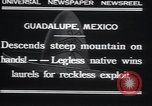 Image of legless man Guadalupe Mexico, 1932, second 3 stock footage video 65675029420