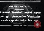 Image of baseball Brooklyn New York City USA, 1932, second 1 stock footage video 65675029421