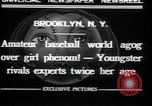 Image of baseball Brooklyn New York City USA, 1932, second 5 stock footage video 65675029421