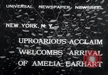 Image of Amelia Earhart New York United States USA, 1932, second 2 stock footage video 65675029428