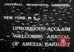 Image of Amelia Earhart New York United States USA, 1932, second 3 stock footage video 65675029428