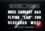 Image of Amelia Earhart Burbank California USA, 1936, second 1 stock footage video 65675029434