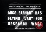 Image of Amelia Earhart Burbank California USA, 1936, second 5 stock footage video 65675029434