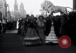 Image of old fashioned parade Chicago Illinois USA, 1937, second 6 stock footage video 65675029449