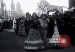 Image of old fashioned parade Chicago Illinois USA, 1937, second 8 stock footage video 65675029449