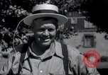 Image of Horatio Casterbuilt Coyote Canyon Oregon USA, 1937, second 12 stock footage video 65675029456