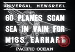 Image of American aircraft carrier South Pacific Ocean, 1937, second 2 stock footage video 65675029457