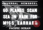 Image of American aircraft carrier South Pacific Ocean, 1937, second 4 stock footage video 65675029457