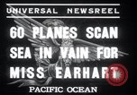 Image of American aircraft carrier South Pacific Ocean, 1937, second 6 stock footage video 65675029457