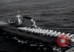 Image of American aircraft carrier South Pacific Ocean, 1937, second 8 stock footage video 65675029457
