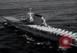 Image of American aircraft carrier South Pacific Ocean, 1937, second 9 stock footage video 65675029457