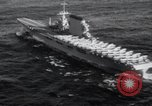 Image of American aircraft carrier South Pacific Ocean, 1937, second 10 stock footage video 65675029457
